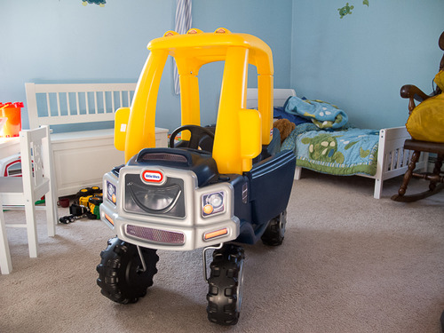 Buy Discount Little Tikes Cozy Truck Baby Bouncer Reviews