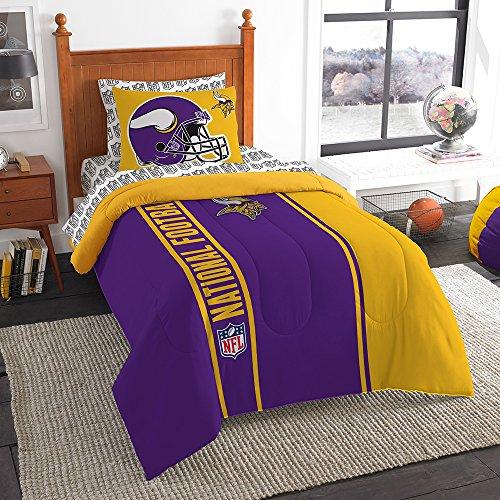 Minnesota Vikings Bedding Sets Price Compare