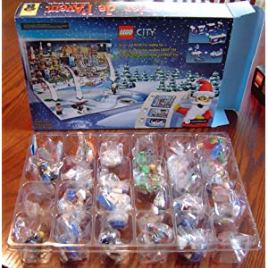 LEGO LEGO® City Advent Calendar 7553