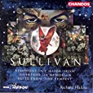 Sullivan: in Memoriam / The Tempest, Op. 1: Suite / Symphony in E Major,