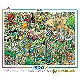 Ceaco Jan van Haasteren - The Farm Puzzle