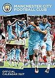 Manchester City Official 2017 Calendar (Calendar 2017)