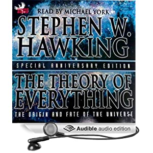 The Theory of Everything - The Origin and Fate of the Universe  - Stephen W. Hawking