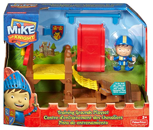 Fisher-Price Mike The Knight Training Grounds Playset - 1