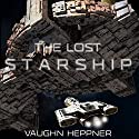 The Lost Starship (       UNABRIDGED) by Vaughn Heppner Narrated by David Stifel