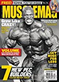 img - for Musclemag Magazine - January 2013 - 7 New Pec Orders book / textbook / text book