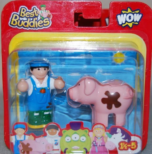 Wow Best Buddies VERSION1 18 Piece Display - Wow 48410130