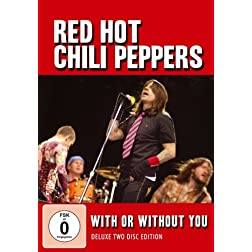 Red Hot Chili Peppers - With Or Without You