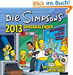 Simpsons Wandkalender 2013: The Simps...