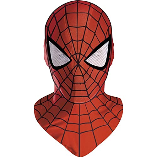Disguise Mens Marvel Spider-Man Deluxe Mask