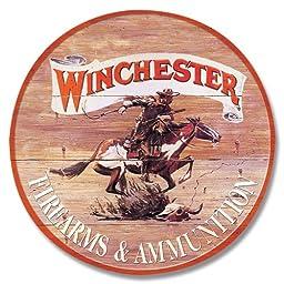 TIN SIGN Winchester Express , 12x12