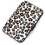 Foxnovo Portable Leopard Print Waterp...