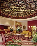 img - for Managing Front Office Operations with Answer Sheet (EI) (8th Edition) book / textbook / text book