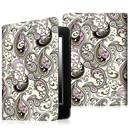 fintie-folio-case-for-kindle-8th-generation-the-book-style-premium-vegan-cover-with-auto-sleep-wake-