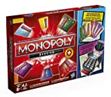 Hasbro 37712149 - Monopoly Electronic Banking CH-Edition
