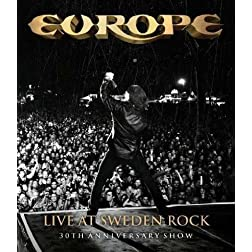 Live at Sweden Rock-30th Anniversary Show [Blu-ray]