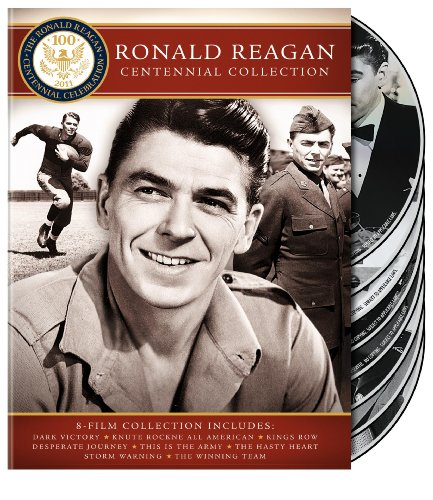 Cover art for  Ronald Reagan Centennial Collection