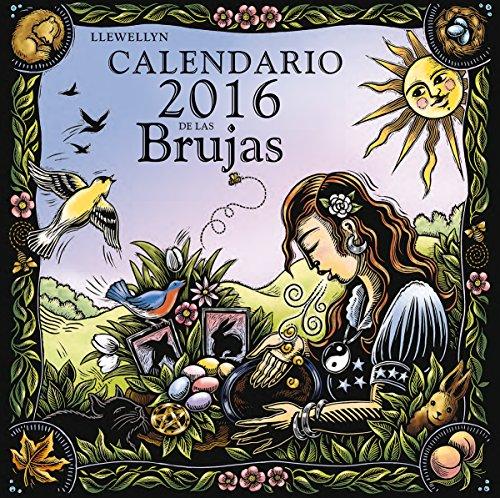 2015 Calendario. Brujas 30 X 30 (Agendas Y Calendarios 2016)