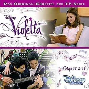 Violetta 15 & 16 Hörspiel