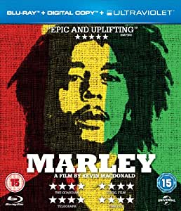 Marley (Blu-ray + Digital Copy + UV Copy) [Region Free]