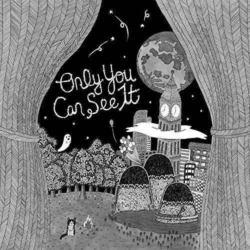 Cassette : Emily Reo - Only You Can See It (Cassette)
