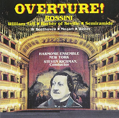 Opera Overtures: Arrangements for Wind Ensemble