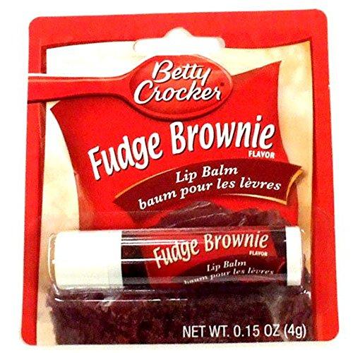 Boston America Fudge Brownie Betty Crocker Lip Balm - 1