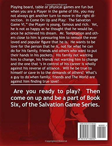 Come On Up And Play:  The Salvation Game VI: Volume 6