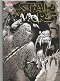img - for Star Wars #1 Black & White Sketch Variant book / textbook / text book