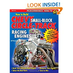 How to Build Chevy Small-Block Circle-Track Racing Engines (Performance How-To)