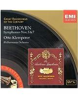 Beethoven - Symphonies Nos 5 et 7