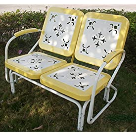 Retro Outdoor Glider