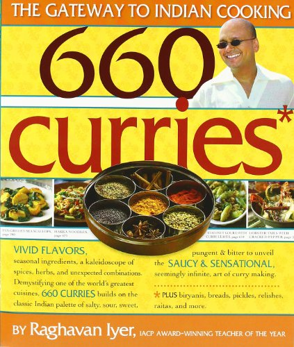 660 Curries by Raghavan Iyer
