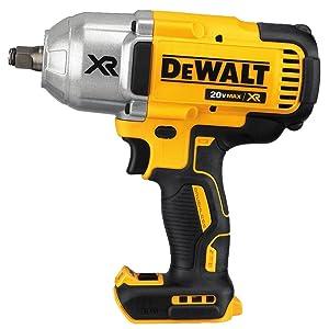 dcf899HB 20v impact wrench