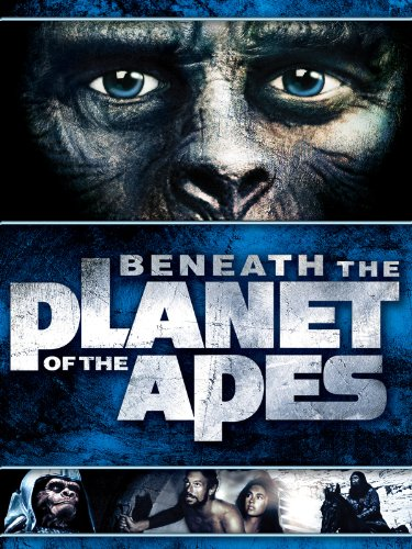 Beneath The Planet Of The Apes Cover