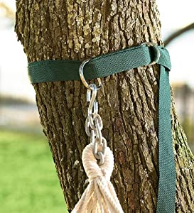 Amazon Com Tree Hugger Wrap Around Straps For Hanging