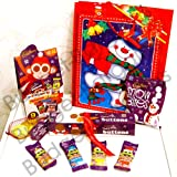 Cadbury Freddo or Buttons Christmas Party Bag - By Squiggly Sweets (Freddo Party Bag)
