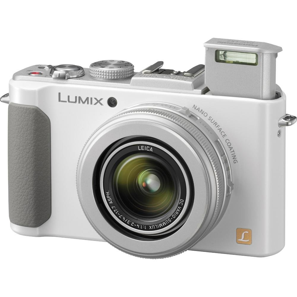 Panasonic LUMIX DMC-LX7W