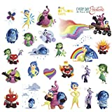 RoomMates RMK2998SCS Inside Out Peel and Stick Wall Decals, 27 Count