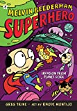 Invasion from Planet Dork (Melvin Beederman, Superhero)