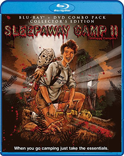Sleepaway Camp II: Unhappy Campers (Collector's Edition) [Bluray/DVD Combo) [Blu-ray] (Sleepaway Camp Ii compare prices)