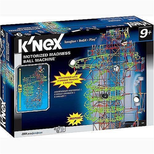 K'Nex Motorized Madness Ball Machine