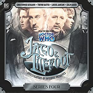 Jago & Litefoot Series 04 Radio/TV Program