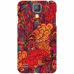 Design Worlds Samsung I9500 Galaxy S4 Back Cover - Designer Case and Covers