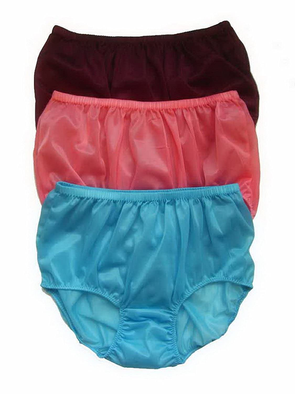 Höschen Unterwäsche Großhandel Los 3 pcs LPK5 Lots 3 pcs Wholesale Panties Nylon jetzt bestellen