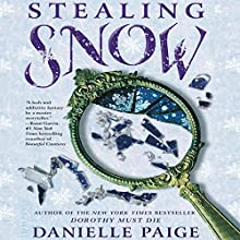 Stealing Snow Audiobook by Danielle Paige Narrated by Bailey Carr