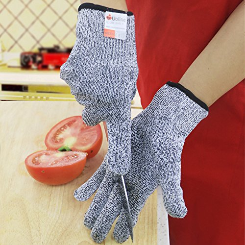 Cut Resistant Gloves Kitchen Cooking Cutting Proof Food