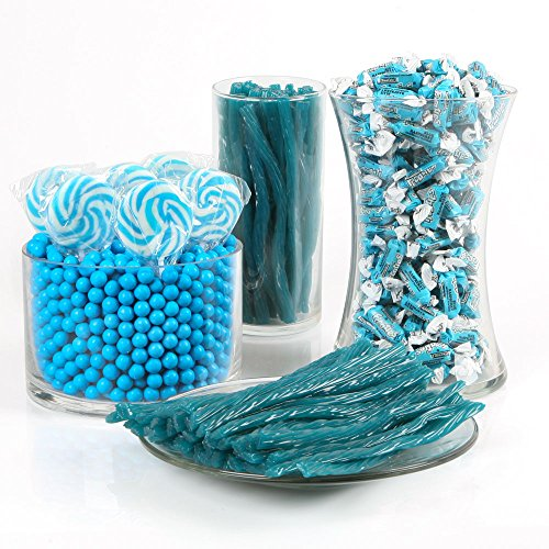 Party Candy Buffet Kit - Blue front-676507