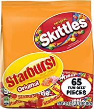 Skittles and Starburst Original Fun S…