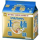 マルちゃん正麺 塩味 5P×6個